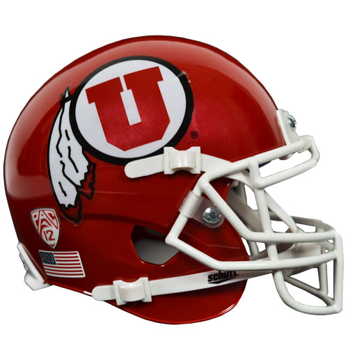 Image For PAC 12 Mini Athletic Logo Helmet